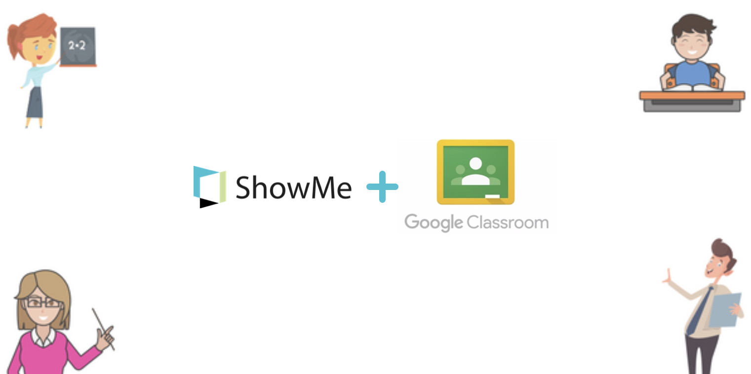 ShowMe Google Classroom Integration